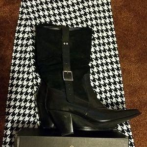 Harley Davidson fashion boots